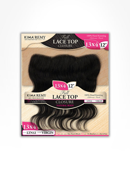 13X4 LACE TOP CLOSURE – NATURAL BODY (LTN) - STARCURLS.COM