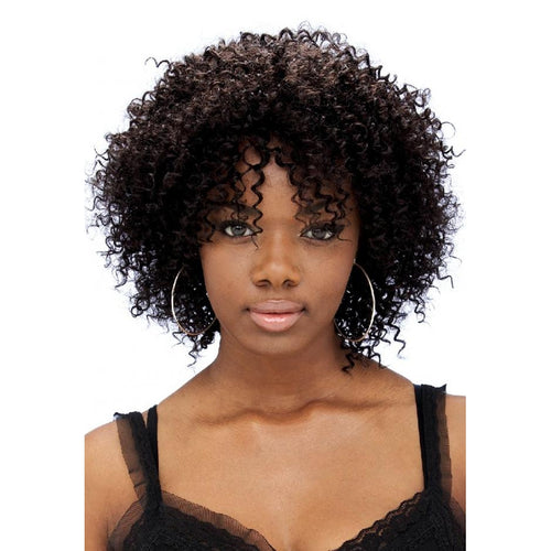 100% HUMAN HAIR WIG (JERRY) - STARCURLS.COM