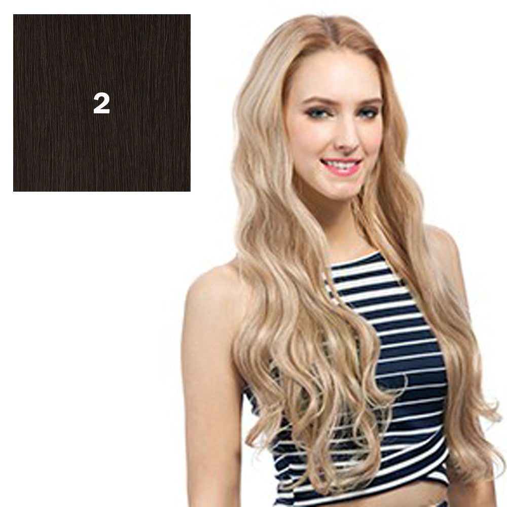 "22"" Prota (Natural Collagen Protein Hair) CLIP ON DIY 4PC BODY WAVE - STARCURLS.COM"