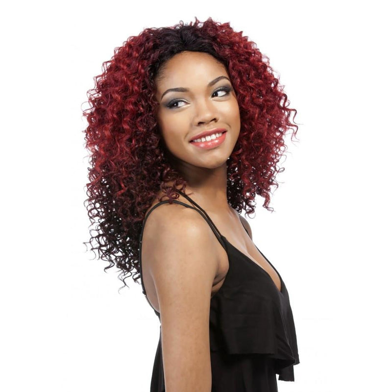 "18"" Curly Full Wig (SUPRA Full WIG) IRON FRIENDLY (DESTINY) - STARCURLS.COM"
