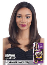 MODEL MODEL FREEDOM PART LACE WIG - NUMBER203 - STARCURLS.COM