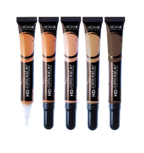 NICKA K , HD CONCEALER TUBE - STARCURLS.COM