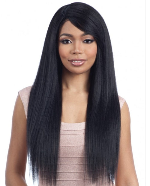 MODEL MODEL PREMIUM SEVEN STAR SYNTHETIC WIG - MORGAN - STARCURLS.COM
