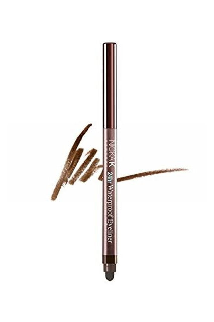 NICKA K NEW YORK - 24HR WATERPROOF EYELINER (1pc) - STARCURLS.COM