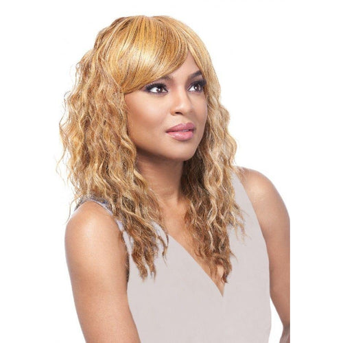Long Curly Straight Full WIG , IRON FRIENDLY (EVE) - STARCURLS.COM
