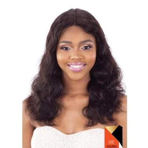 100% VIRGIN HUMAN HAIR LACE FRONT WIG, BODY WAVE 18 INCH - GALLERIA  BD18 - STARCURLS.COM