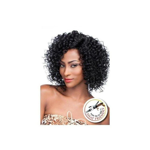 LACE FRONT WIG, SHORT CURLY (COURTNEY) - STARCURLS.COM