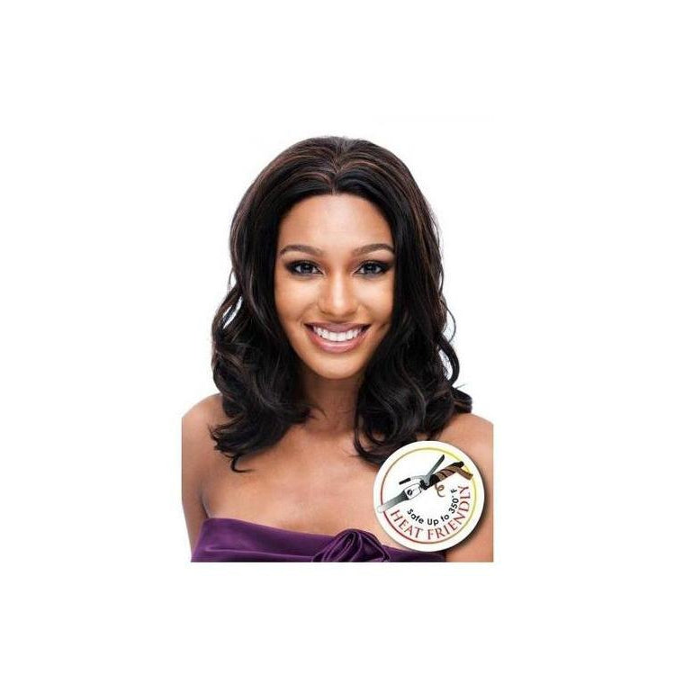 LACE FRONT WIG, NATURAL WAVY STRAIGHT (GIGI) - STARCURLS.COM