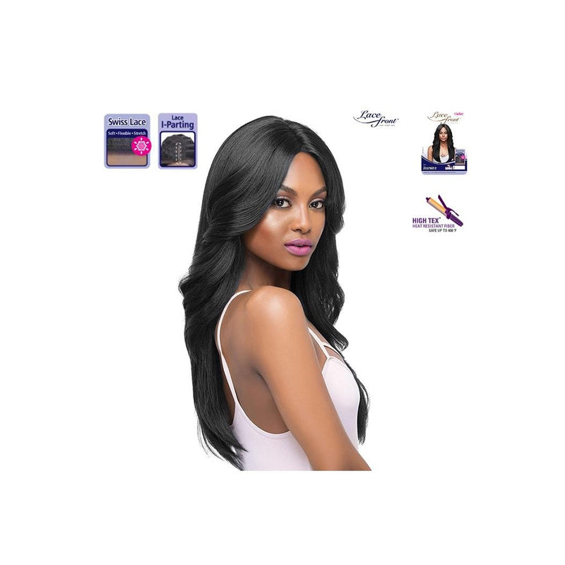 OUTRE SYNTHETIC I-PART SWISS LACE FRONT WIG- JASMINE - STARCURLS.COM