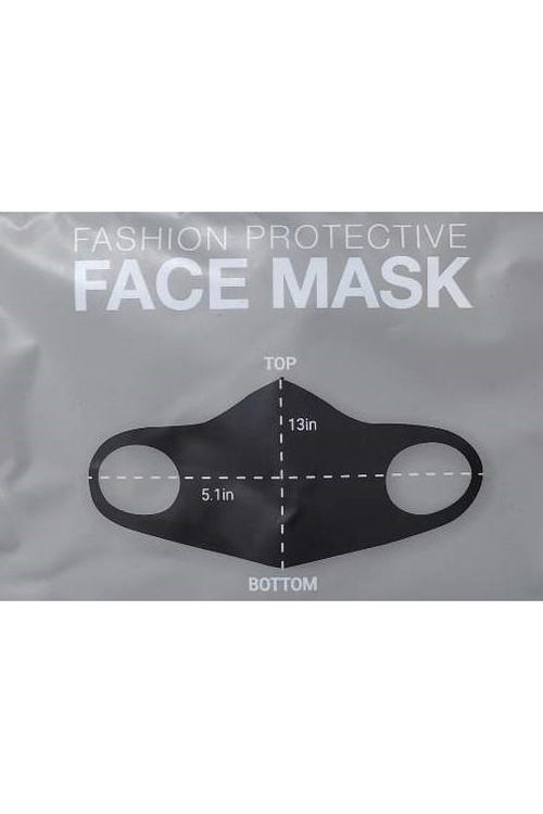 FASHION PROTECTIVE FACE MASK - STARCURLS.COM