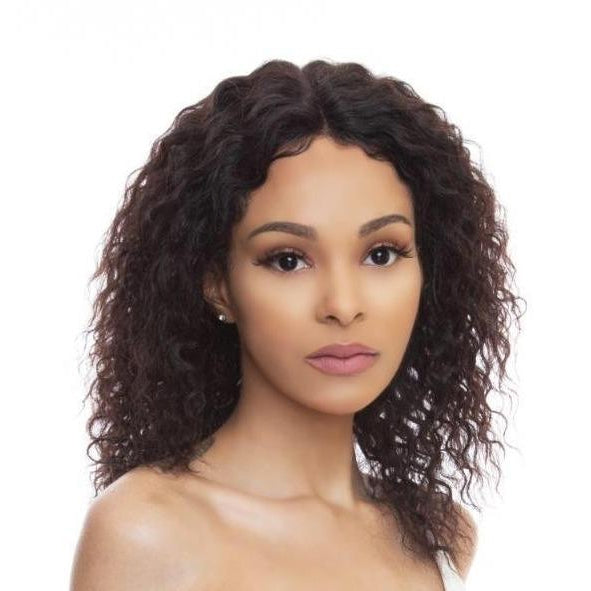 "THE WIG 100% BRAZILIAN VIRGIN HUMAN HAIR, 360 FULL LACE WIG 16""-18""  (BEACH) - STARCURLS.COM"