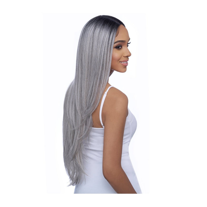 "LACE FRONT WIG, UNDEACTABLE HD LACE WIG EXTRA LONG STRAIGHT 30"" (LH001) - STARCURLS.COM"