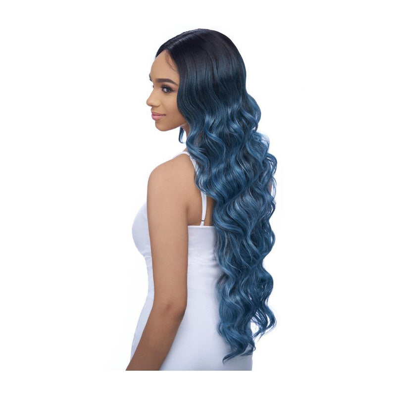 "LACE FRONT WIG, UNDEACTABLE HD LACE WIG EXTRA LONG CURLY 30"" (LH002) - STARCURLS.COM"