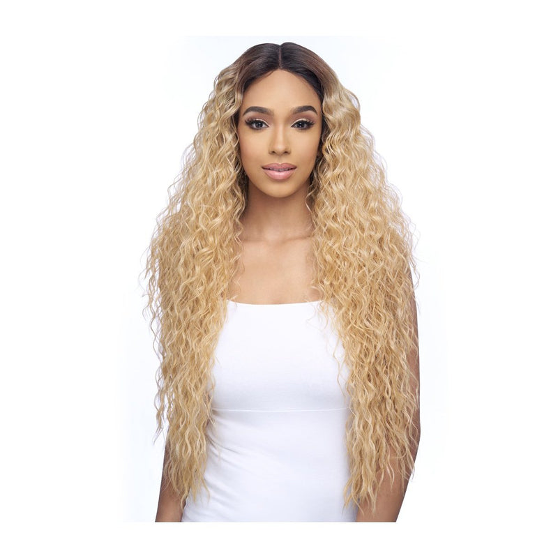 "UNDEACTABLE HD LACE WIG EXTRA LONG CURLY 30"", 5"" DEEP PART (LH004) - STARCURLS.COM"