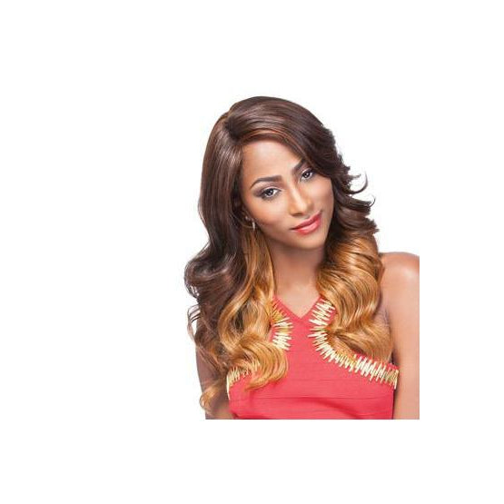 WAVY LOOSE CURL LACE FRONT Wig  (GWEN) - STARCURLS.COM
