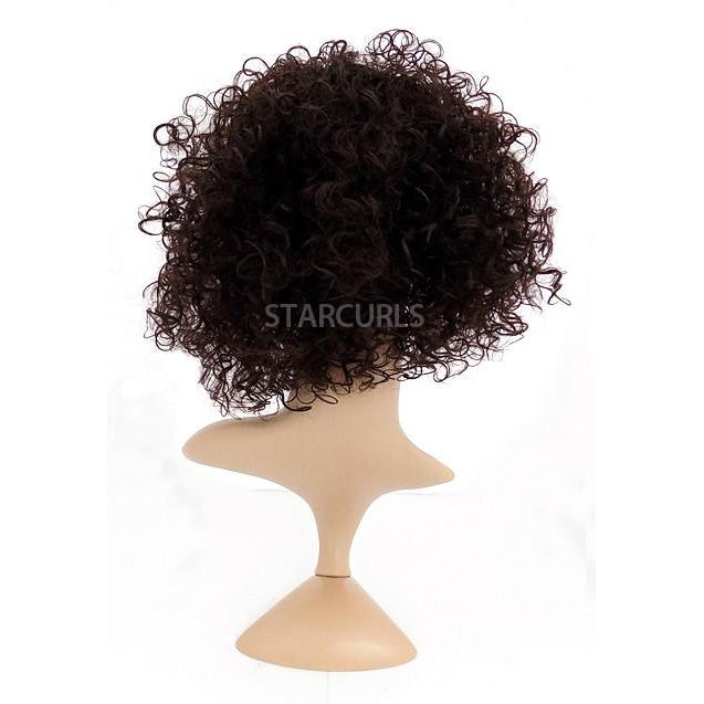 LACE FRONT WIG, SHORT CURLY (SANDRA) - STARCURLS.COM