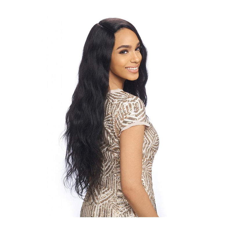 100% Brazilian Natural Remy Hair Lace Wig  - NATURAL WAVE STRAIGHT 32 INCH  (BL010) - STARCURLS.COM