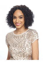 100% HUMAN HAIR WIG GO GO MASTER SIGNATURE - LOOSE JERRY CURL (GS504) - STARCURLS.COM
