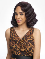 HARLEM 125 KIMA WIG (SYNTHETIC HAIR WIG)-NATURAL TEXTURE- (KW115)
