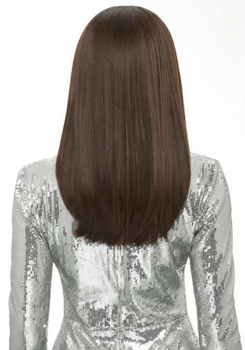 WIG 2 GO , LONG STRAIGHT HALF WIG (WG203) - STARCURLS.COM