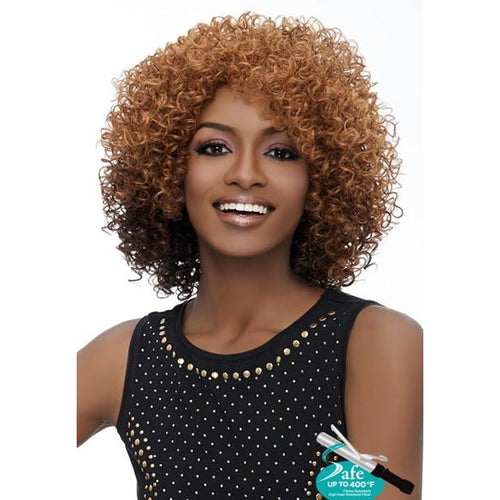 HOT BOHEMIAN COLLECTION SHORT CURLY WIG (BO104) - STARCURLS.COM