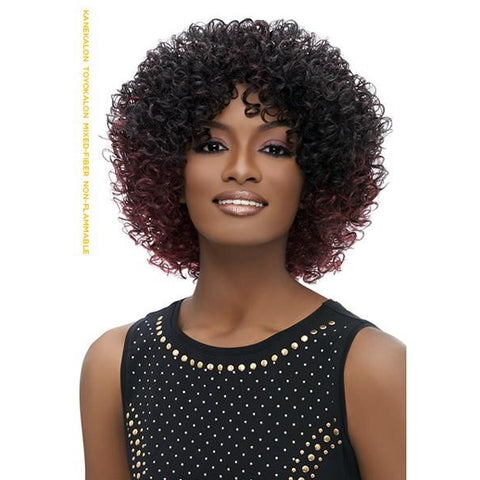 J-PART Collection Short Curly WIG (JU901)