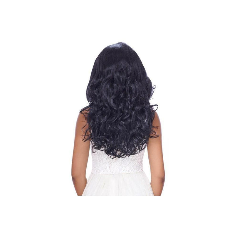 4x4 MULTI PARTING LACE WIG , SILK BASE , WAVY CURLS (FLS07)* - STARCURLS.COM