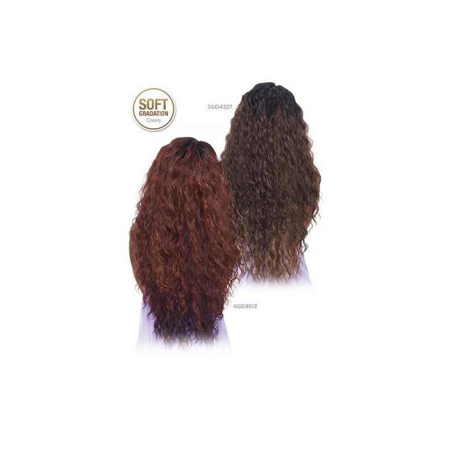 LACE FRONT WIG,  AIR COLLECTION  (LA1004) - STARCURLS.COM