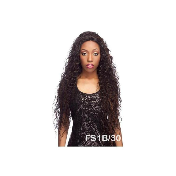"LACE FRONT WIG, EXTRA LONG CURLY 32"" (LL004)* - STARCURLS.COM"