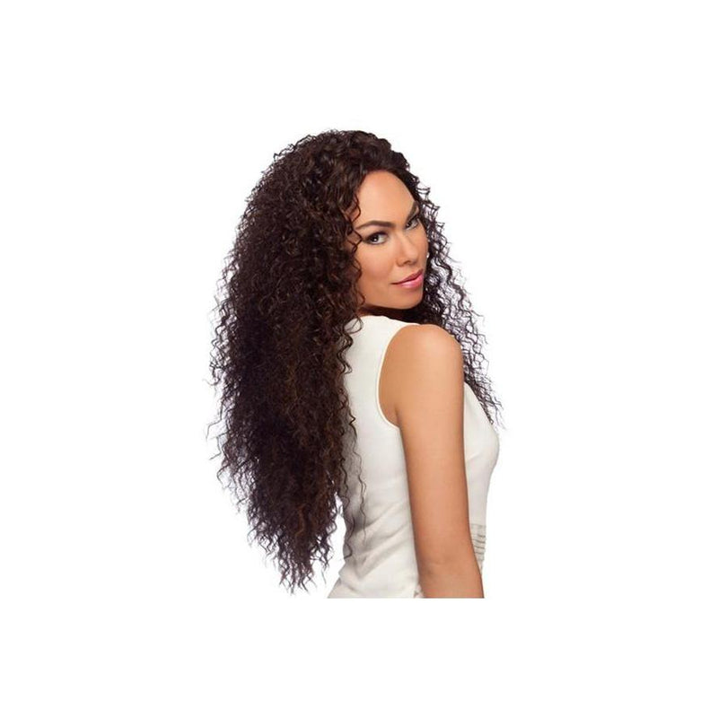"LACE FRONT WIG, EXTRA LONG JERRY CURL 28"" (LL007)* - STARCURLS.COM"