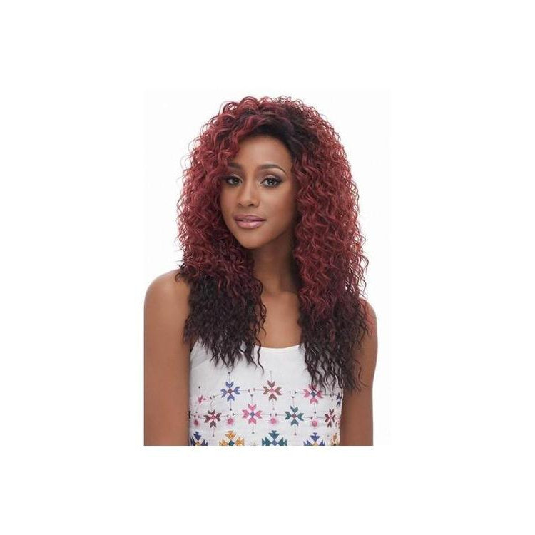 LACE FRONT JERRY CURL WIG, SWISS MELLOW BASE (LSM07) - STARCURLS.COM