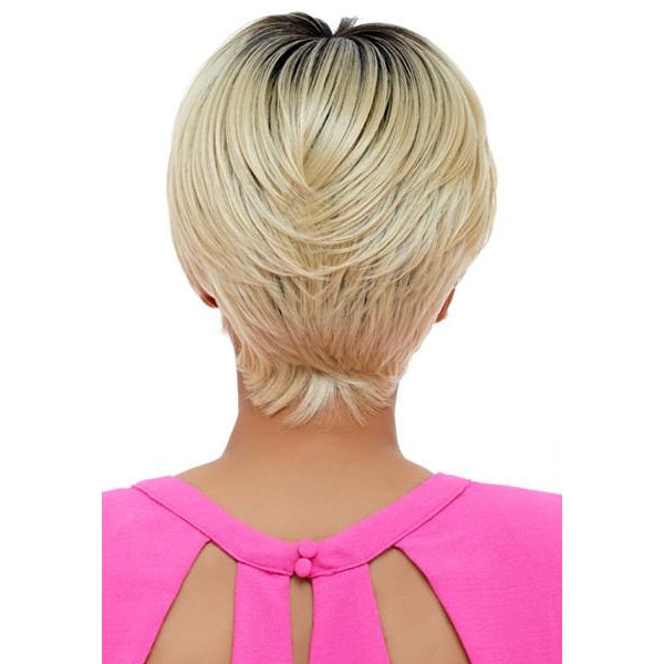 SHORT STRAIGHT WIG , Twinkle Palm  (TP001) - STARCURLS.COM