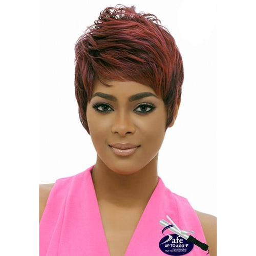 SHORT TOM CUT WIG, Twinkle Palm (TP002) - STARCURLS.COM