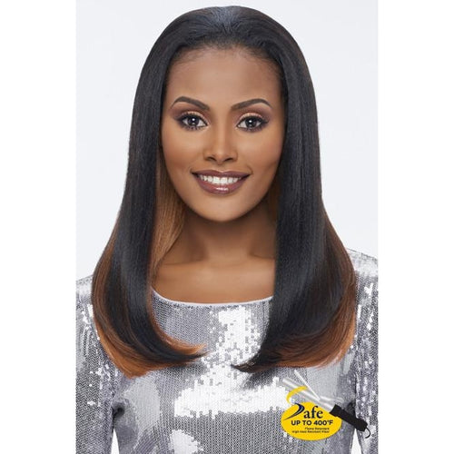 WIG 2 GO, LONG STRAIGHT HALF WIG (WG201) - STARCURLS.COM