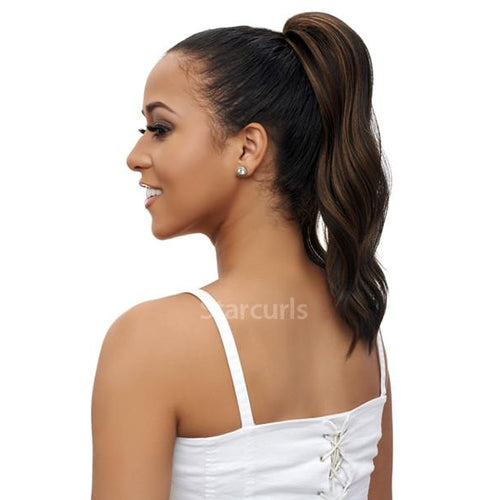 ORIGINAL PONYTAIL DRAW STRING (SAMBA141) - STARCURLS.COM