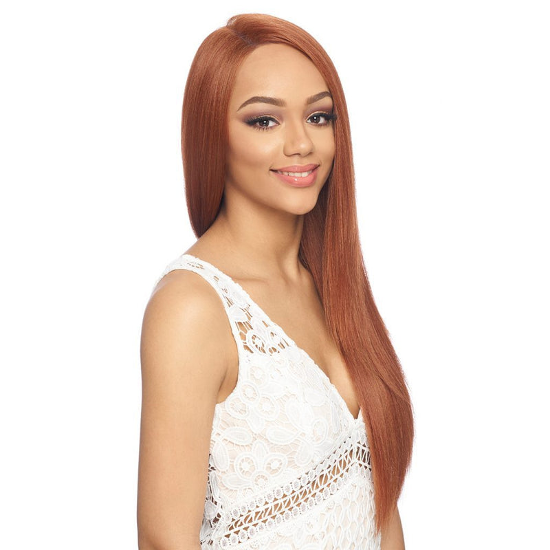HARLEM 125, 13X6 SWISS FULL  LACE WIG, NATURAL TEX  (FLS51)