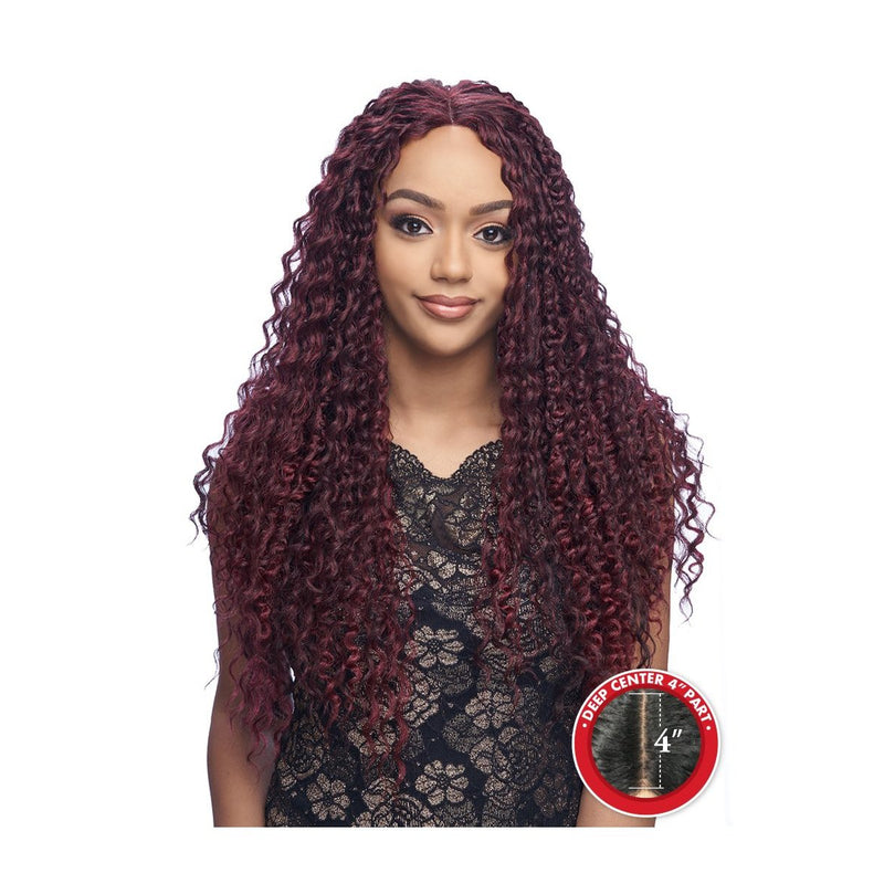 KIMA BRAID LACE WIG (HAND MADE) - KBW06 - STARCURLS.COM