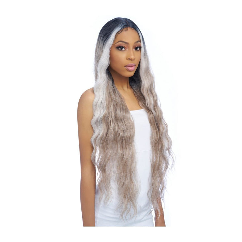 HAREM 125, ULTRA HD-SLEEK PONYTAIL LACE WIG WITH BABY HAIR (LH010) - STARCURLS.COM