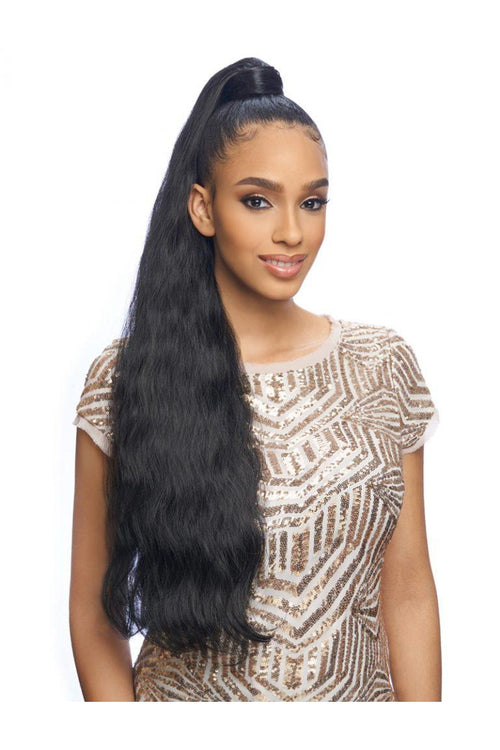 SAMBA WRAP PONYTAIL BODY WAVE 30 INCH  - SW002 - STARCURLS.COM