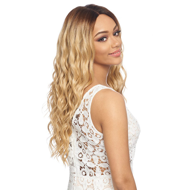 HARLEM 125, 13X6 SWISS FULL  LACE WIG, NATURAL TEX  (FLS54)