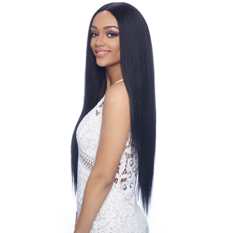 "HARLEM125 KIMA MASTER LACE WIG , MULTI PART , 6"" DEEP MULTI DEEP PART (KML01) - STARCURLS.COM"