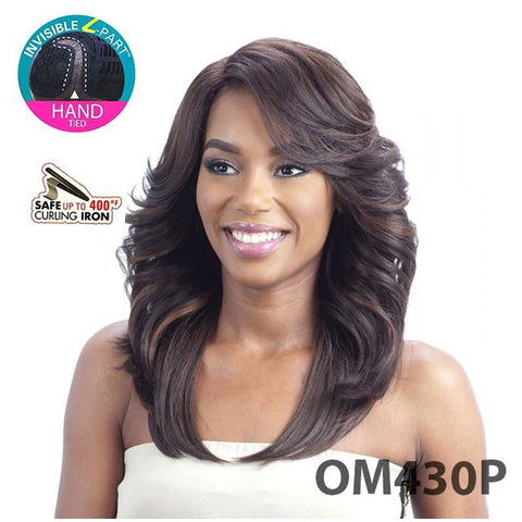 "LACE FRONT WIG, EXTRA LONG JERRY CURL 28"" (LL007)*"