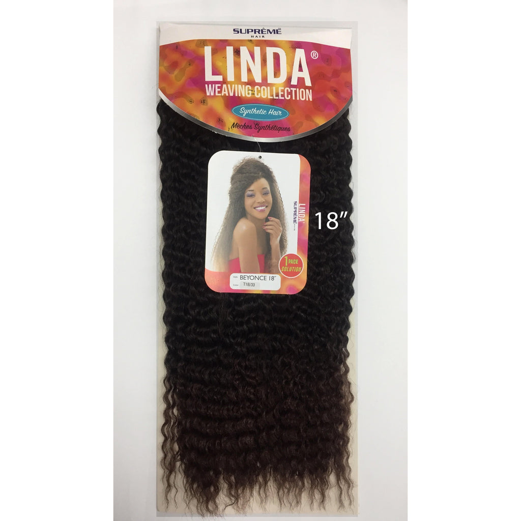 Synthetic Hair Weave Beyonce 18 Supreme Linda Collection