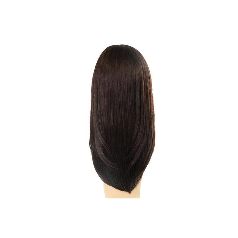 MONO TOP LACE FRONT WIG, HAND TIED  (ANGELINA) - STARCURLS.COM