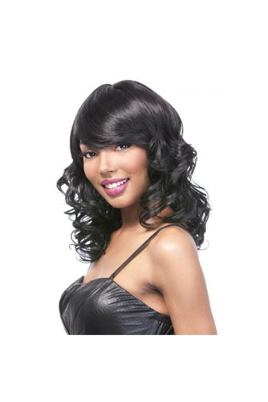 NEW YORK WIG COLLECTION, IRON FRIENDLY NATURAL LOOK AND FEEL (CAROL) - STARCURLS.COM
