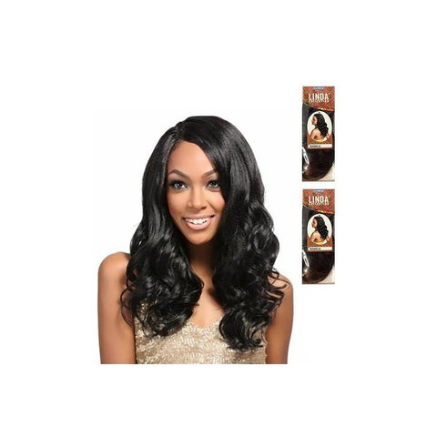 "FACTORY DIRECT 9A 100% HUMAN HAIR NATURAL WAVE  12"" TO 20""  (FNB)"