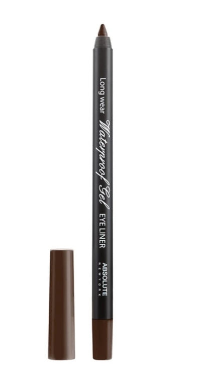 WATERPROOF GEL EYE LINER - STARCURLS.COM