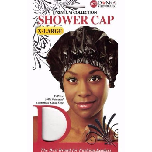 DONNA SHOWER CAP (X-LARGE #11028B) - STARCURLS.COM