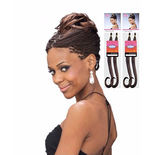 [ROYAL SILK] DOUBLE PONYTAIL BRAID - 2 PACK DEAL - STARCURLS.COM