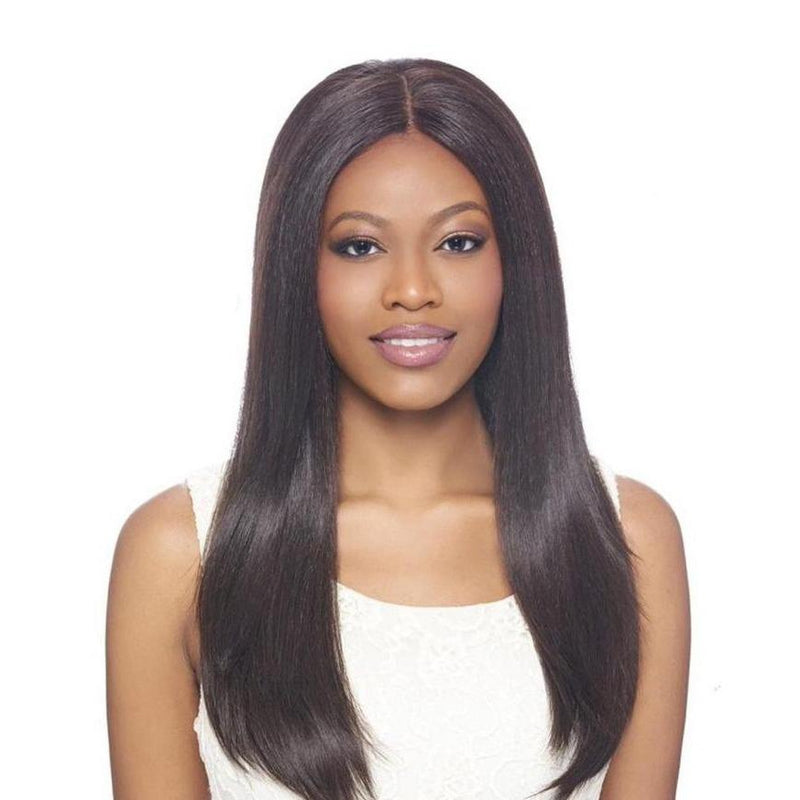 SWISS 360 WHOLE LACE WIG, 100% HAND-TIED WIG, STRAIGHT (FLS90) - STARCURLS.COM